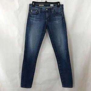 AG Adriano Goldschmied Jeans Size 28 Legging Ankle